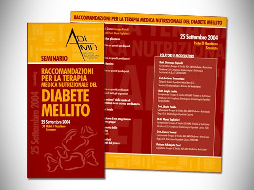 Dieta Settimanale Per Diabetici : Programma di dieta per diabetici volantini informativi per
